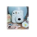 Instax Mini 8 - Instant camera - lens: 60 mm - blue