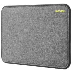 "ICON Sleeve with TENSAERLITE for12"" MacBook - Heather Gray/Black"