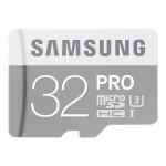 Pro MB-MG32EA - Flash memory card - 32 GB - UHS Class 3 / Class10 - microSDHC UHS-I