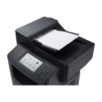 Multifunction Laser Printer B3465DNF - Multifunction printer - B/W - laser - 203.2 x 355.6 mm (original) - A4/Legal (media) - up to 50 ppm (copying) - up to 50 ppm (printing) - 650 sheets - 33.6 Kbps - USB 2.0, Gigabit LAN, USB host