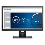 "E2316H - LED monitor - 23"" - 1920 x 1080 Full HD - TN - 250 cd/m2 - 1000:1 - 5 ms - VGA, DisplayPort - black"