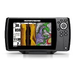 Johnson Outdoors Helix 7 SI 7-inch Widescreen GPS 409850-1