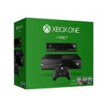 Microsoft Xbox One - Game console - 500 GB HDD - black - with Kinect 7UV-00239