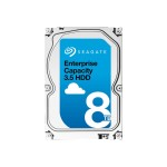 "Seagate Enterprise Capacity 3.5 HDD ST8000NM0065 - Hard drive - 8 TB - internal - 3.5"" - SAS 12Gb/s - 7200 rpm - buffer: 256 MB ST8000NM0065"