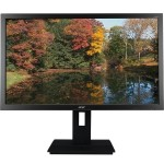 "B276HL Cbmdprzx - 27"" Widescreen LCD Monitor - Full HD (1920x1080) 60Hz, 6ms, 300cd/m², 16:9 aspect ratio, LED Backlight, 178°/178° viewing angle, Vertical Alignment (VA) Panel, DVI-in, VGA, DisplayPort, Black with Built-in Speakers"