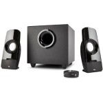 Cyber Acoustics Curve.Blast - 16W Peak Power - Speaker System with Control Pod CA-3050