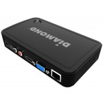 Diamond Multimedia WPCTV3000 Stream2TV 1080P HD Wireless HDMI/VGA PC to TV - Wireless video/audio extender - WiFi WPCTV3000