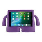 iGuy iPad mini 1/2/3 - Back cover for tablet - foam - grape purple - for Apple iPad mini; iPad mini 2; 3