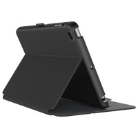 Speck Products StyleFolio iPad Case for iPad mini 4 - Black/Slate Grey 71805-B565