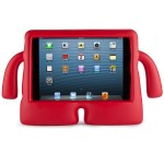 Speck Products iGuy - Case for tablet - foam - chilli pepper red - for Apple iPad mini 4 73423-B104