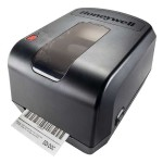 Honeywell PC42t - Label printer - thermal transfer - Roll (4.33 in) - 203 dpi - up to 240 inch/min - USB, serial, USB host PC42TWE01212
