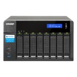 8-Bay Thunderbolt 2 DAS/NAS/iSCSI IP-SAN Solution