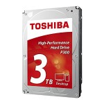 "P300 - Hard drive - 3 TB - internal - 3.5"" - SATA 6Gb/s - 7200 rpm - buffer: 64 MB"