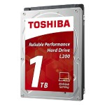 "L200 - Hard drive - 1 TB - internal - 2.5"" - SATA 3Gb/s - 5400 rpm - buffer: 8 MB"