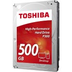 "P300 Desktop Internal Hard Drive - 500GB - 3.5"" - SATA 6Gb/s - 7200 rpm - buffer: 64 MB"