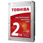 "P300 - Hard drive - 2 TB - internal - 3.5"" - SATA 6Gb/s - 7200 rpm - buffer: 64 MB"