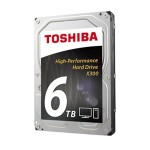 "X300 - Hard drive - 6 TB - internal - 3.5"" - SATA 6Gb/s - 7200 rpm - buffer: 128 MB"
