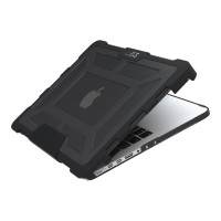 "Urban Armor Gear UAG Rugged Case - Notebook carrying case - 13"" - black, ash - for Apple MacBook Pro with Retina display (13.3 in) UAG-MBP13-A1502-ASH"