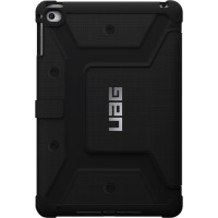Urban Armor Gear Folio Case for iPad mini 4/mini 4 Retina - Black UAG-IPDM4-BLK-VP