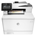 HP Inc. Color LaserJet MFP M477fdw CF379A#BGJ
