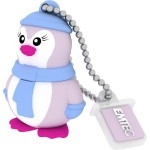 FLASH DRIVE 8GB ANIMALITOS - PENGUIN