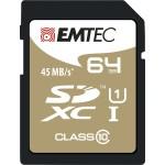 SDXC CARD CLASS 10 64GB