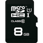 MICRO-SDHC 8GB CLASS 10