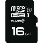 MICRO-SDHC 16GB CLASS 10