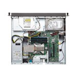 ThinkServer RS140 70F3 - Server - rack-mountable - 1U - 1-way - 1 x Core i3 4150 / 3.5 GHz - RAM 4 GB - no HDD - DVD SuperMulti - HD Graphics 4400 - GigE - no OS - Monitor : none
