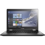 "Flex 3 1480 80R3 - Flip design - Core i5 6200U / 2.3 GHz - Windows 10 Home - 8 GB RAM - 500 GB Hybrid Drive - 14"" IPS touchscreen 1920 x 1080 (Full HD) - HD Graphics 520 - Wi-Fi, Bluetooth - black"