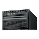 ThinkServer TS140 70A4 - Server - tower - 4U - 1-way - 1 x Xeon E3-1246V3 / 3.5 GHz - RAM 4 GB - no HDD - DVD-Writer - HD Graphics P4600 - GigE - no OS - Monitor : none