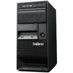 ThinkServer TS140 70A4 - Server - tower - 4U - 1-way - 1 x Xeon E3-1226V3 / 3.3 GHz - RAM 4 GB - HDD 2 x 500 GB - DVD-Writer - HD Graphics P4600 - GigE - Win Server 2012 R2 Essentials - monitor: none - TopSeller