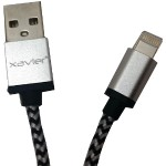 Professional Cable Lightning to USB Cable, 6ft (Silver) LIGHTSL-06