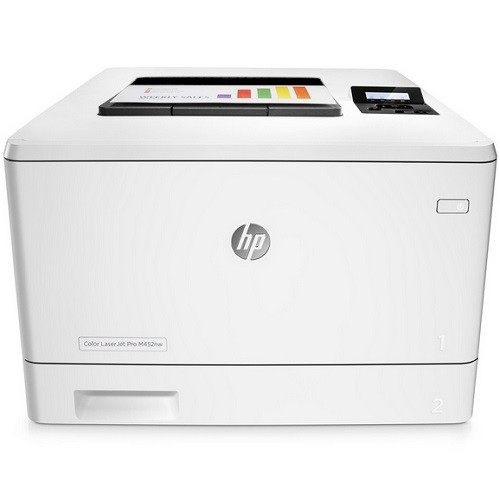 Color LaserJet Pro M452nw Printer