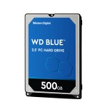 "500GB Blue 5400 rpm SATA III 2.5"" Internal Hard Drive"