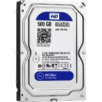 Blue 500GB Desktop Hard Disk Drive - 5400 RPM SATA 6 Gb/s 64MB Cache 3.5 Inch