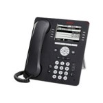 Avaya 9608G IP Deskphone - VoIP phone - H.323, SIP - 8 lines (pack of 4) 700510905