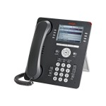 9508 Digital Deskphone - Digital phone - charcoal gray ( pack of 4 )
