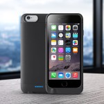 Mojo Refuel Invictus Battery Case for iPhone 6/6s - Black