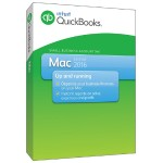 Intuit QuickBooks Mac 2016 Small Business Accounting Software 426515