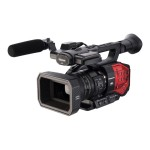 AG-DVX200PJ - Camcorder - Four Thirds - 4K / 24 fps - 13x optical zoom - Leica - flash card