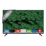 "D55U-D1 - 55"" Class (54.64"" viewable) - D-Series LED TV - Smart TV - 4K UHD (2160p) - full array"