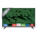 "D50U-D1 - 50"" Class ( 49.5"" viewable ) - D-Series LED TV - Smart TV - 4K UHD (2160p) - full array"