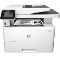 HP Inc. LaserJet Pro MFP M426fdn - Multifunction printer - B/W - laser - Legal (8.5 in x 14 in) (original) - A4/Legal (media) - up to 40 ppm (copying) - up to 40 ppm (printing) - 350 sheets - 33.6 Kbps - USB 2.0, Gigabit LAN, USB host F6W14A#BGJ