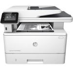 LaserJet Pro MFP M426fdn - Multifunction printer - B/W - laser - Legal (8.5 in x 14 in) (original) - A4/Legal (media) - up to 40 ppm (copying) - up to 40 ppm (printing) - 350 sheets - 33.6 Kbps - USB 2.0, Gigabit LAN, USB host