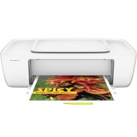 HP Inc. DeskJet 1112 Printer - Designed to fit tight spaces and budgets - Color Inkjet - 16PPM Draft F5S23A#B1H