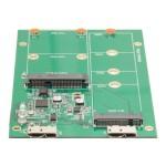 Storage controller - mSATA, M.2 - M.2 Card / mSATA - USB 3.1