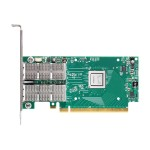 ConnectX-4 VPI MCX454A-FCAT - Network adapter - PCIe 3.0 x8 - QSFP+ x 2