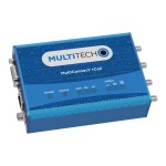 MultiConnect rCell 100 Series MTR-H5-B07-US-EU-GB - Router - WWAN - RS-232