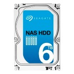 NAS HDD - Hard drive - 6 TB - internal - SATA 6Gb/s - buffer: 128 MB